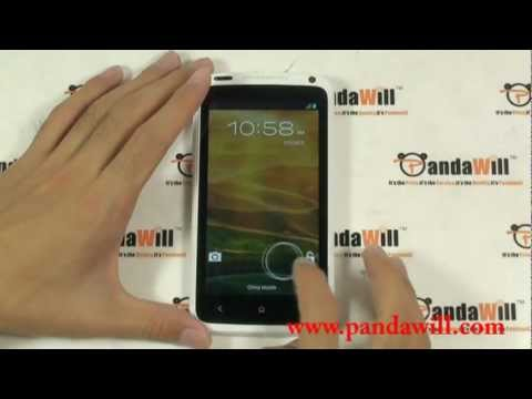 HTC One X Copy Smart Phone Android 4.0 3G GPS 8MP Camera Review