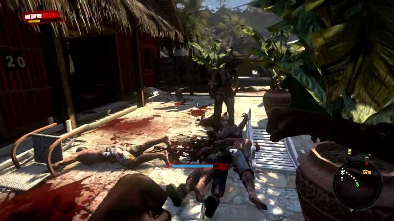 Bleach Dead Island Let's Play Dead Island pc