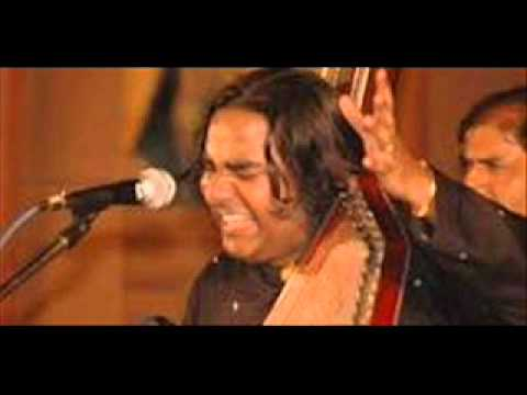Rakht Rakht By Ustad Shafqat Ali Khan MovIe Red Swastik