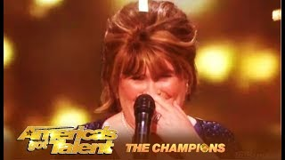 Susan Boyle Worlds Most Popular Contestant Is Back To Compete America 39 S Got Talent Champions
