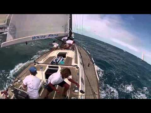 Daily Sailing Tuesday 19 March English SwanCup Caribbean