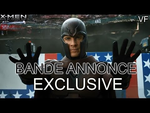 X-Men: Days of Future Past - Bande annonce 2 [Officielle] VF HD