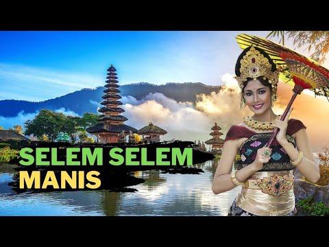 Lagu Bali - eka jaya - selem selem manis