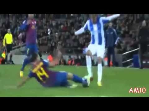 Javier Mascherano - Monster - 2013 HD