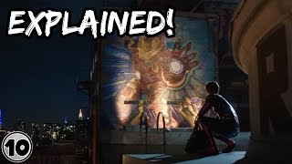 Spider-Man: Far From Home Trailer Explained!