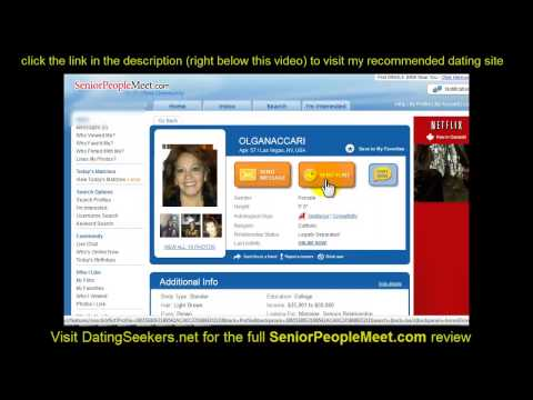 SeniorPeopleMeet.com Review - Is SeniorPeopleMeet.com A Scam? Watch This Review & Learn The Truth