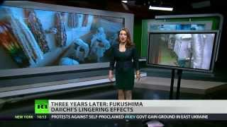 Fukushima, still a disaster zone three years after nuclear meltdown 3/11/14