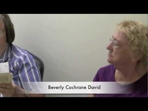 Sunnyvale Centennial 2012 Beverly Cochrane David
