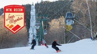 Loon Mountain, New Hampshire : Mountain Recon Episode 5   TransWorld SNOWboarding
