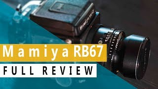 Mamiya RB67 in-depth review of a great analogue film camera.