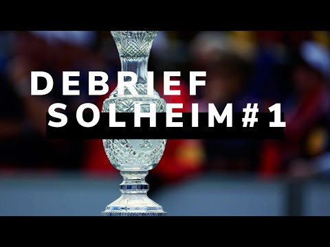 Debrief Solheim Cup #1 - Golf Channel France