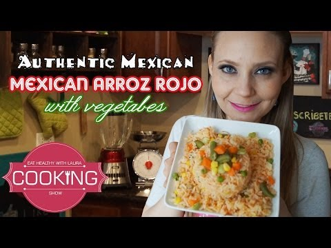 How to make MEXICAN RICE - Spicy Latina Mom