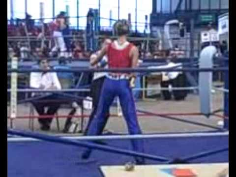 France v. Serbia, Women's Savate Kickboxing, 52kg 3 Image 1