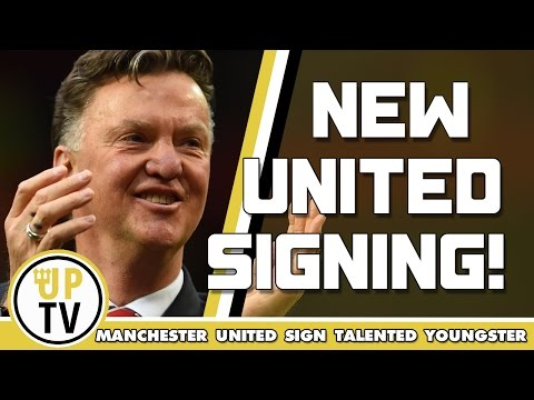 Man United complete second summer signing | Man Utd transfer news | Welcome Ilias Moutha-Sebtaoui!