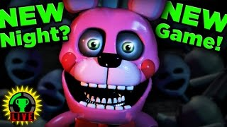 FNAF SISTER LOCATION CUSTOM NIGHT | It