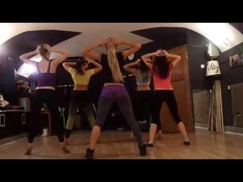 GO-GO dance by Juli
