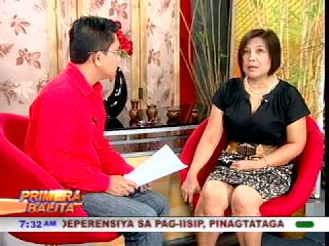 DEPED Pangasinan I Information Officer Carmina Gutierrez Interview in Primera Balita