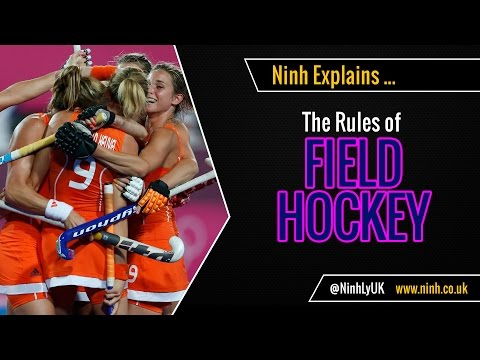 The Rules Of Field Hockey - EXPLAINED!