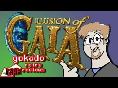 GRR - Illusion of Gaia (SNES Review)
