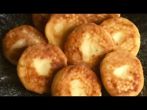 Сырники)) Как легко и быстро приготовить сырники)))