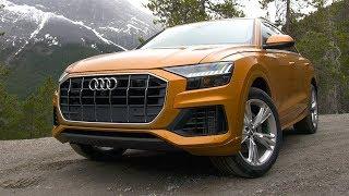 2019 Audi Q8 Review