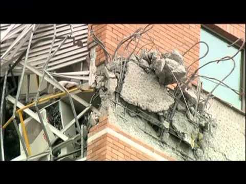 Megaterremotos  Terremoto en Chile 2010