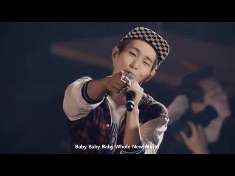 [韓中字幕] SHINee - Lucky Star (Korean Ver.) @ SWC4 In Seoul DVD
