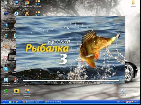 Слава петуху для Русской рыбалки 3