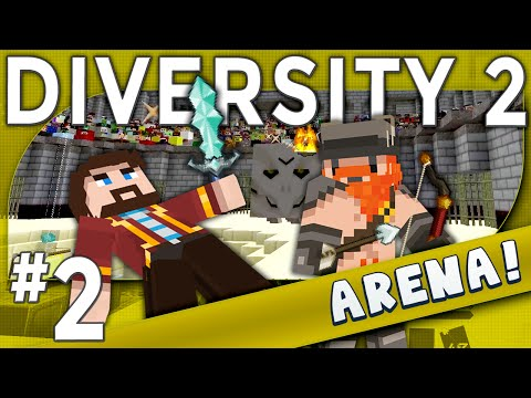Minecraft - Diversity 2 - Neo (arena Part 2) video