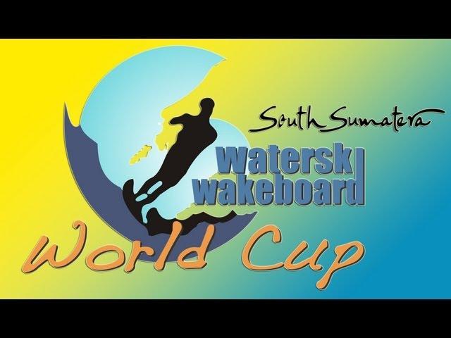 IWWF Waterski World Cup - Palembang, Indonesia (24/11/12)