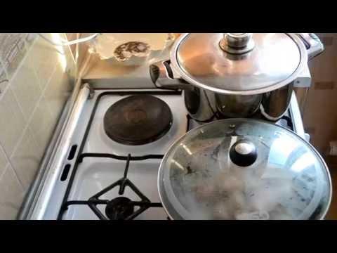 Кухонный влог#уха из хребтов сёмги#пирожки с ливером#болтаю о системе#