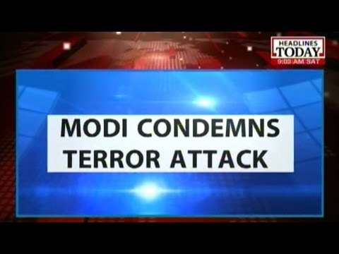 India slams Pakistan for terror attacks in Jammu and Kashmir