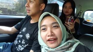 VLOG #2 Dusun Bambu & Dago Pakar Cafe Bandung | Riri Sylviani