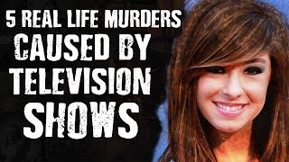 5 Real Life MURDERS Caused by Television Shows
