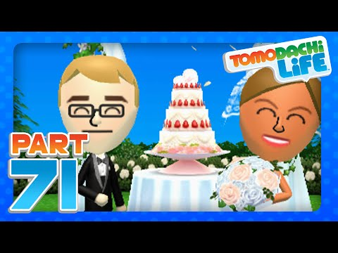 Tomodachi Life - Part 71- Aaron and Beyoncé Get Married! (3DS)