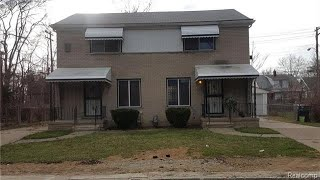 Residential for sale - 2940 Ewald Circle, Detroit, MI 48238