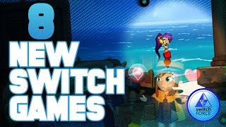 8 COZY NEW Switch Games Coming to Nintendo! (New Nintendo Switch Games)