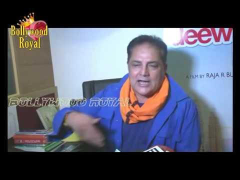 Haider Khan, Raja Bundela, Deepak Sharma at Press Meet of 'Dil Toh Deewana Hai' Part  2