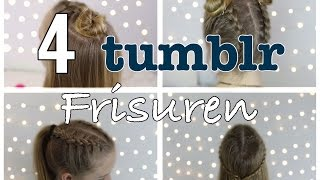 4 tumblr Frisuren I Finja and Svea
