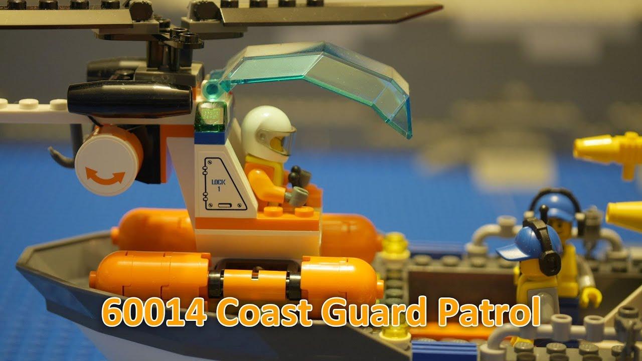 lego coast guard boat 60014 instructions