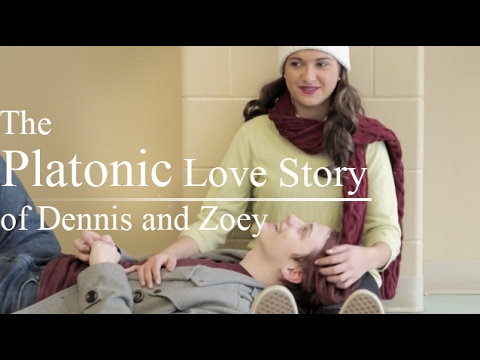 The Platonic Love Story of Dennis and Zoey (music video)
