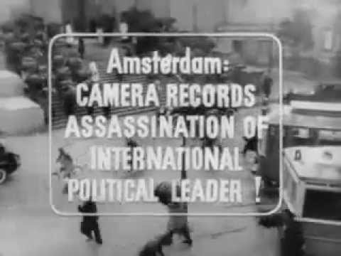 Foreign Correspondent Trailer