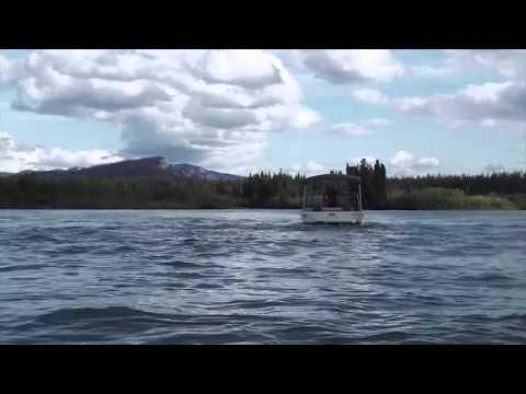 INTO THE WILD,Yukon river 2013,Canada Alaska from Whitehorse to Circle :