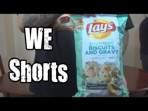 WE Shorts - Lay's Southern Biscuits And Gravy