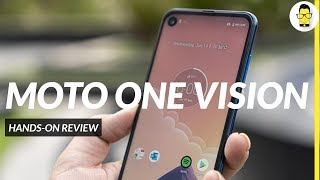 Motorola One Vision: hands-on review, camera samples, PUBG and more