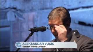 video Serbia EU Ambitions: Serbian PM vows EU integration and close Russia ties