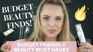 TOP 7 BUDGET BEAUTY MUST HAVES || Affordable Skincare & Makeup Favs