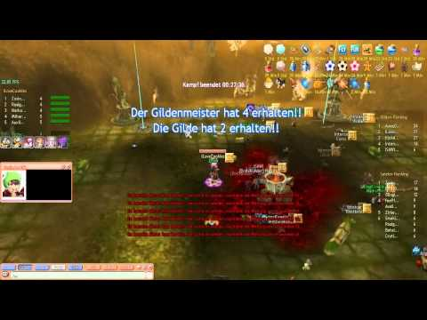 Watch [Flyff] Guild War Murano 07.04.2012 Zosin POV