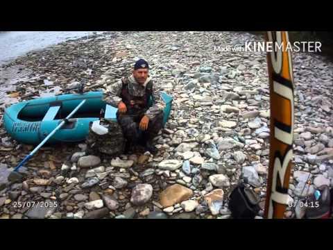 приморский край рыбалка на реке кема