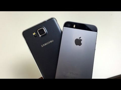 Samsung Galaxy A5 vs iPhone 5s Full Comparison